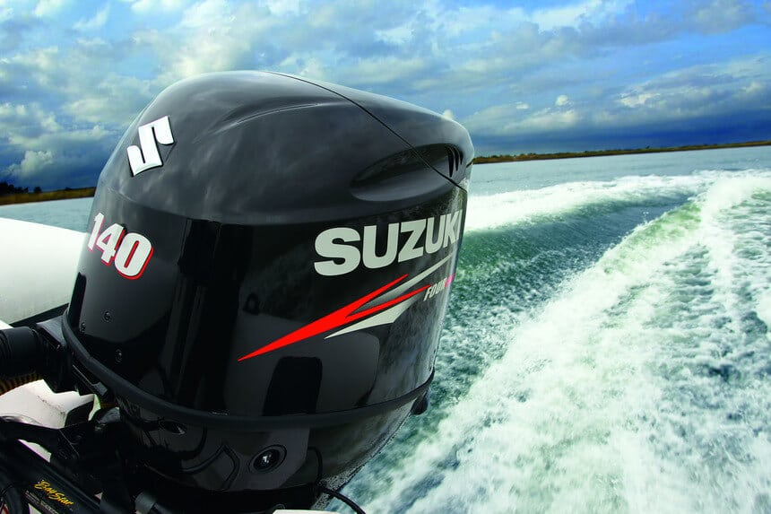 Suzuki 140pk
