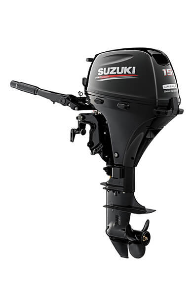 Suzuki 15 pk buitenboordmotor