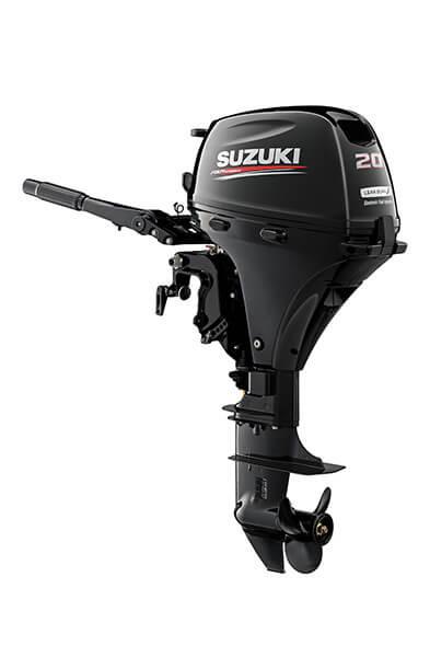 Suzuki 20 pk buitenboordmotor