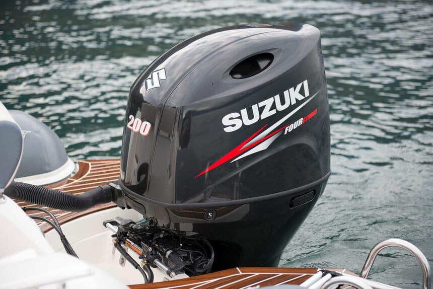 Suzuki 200 pk buitenboordmotor