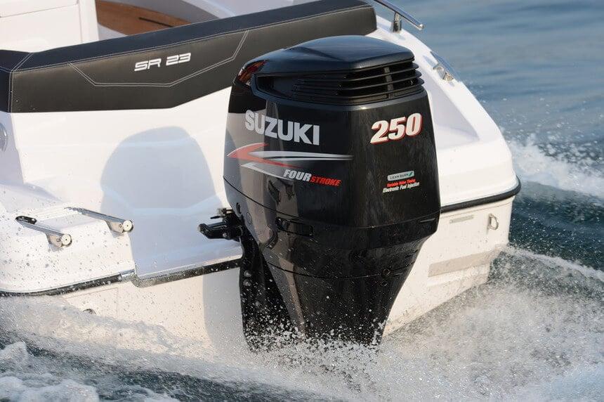 Suzuki 250pk