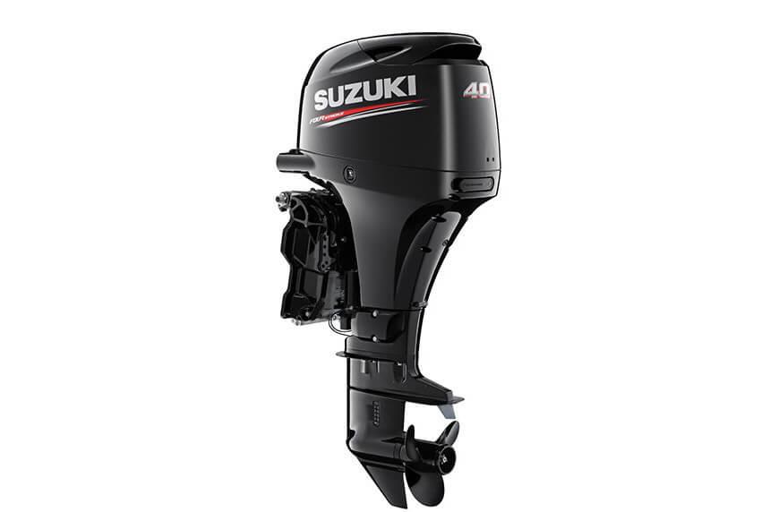 Suzuki 40pk buitenboordmotoren