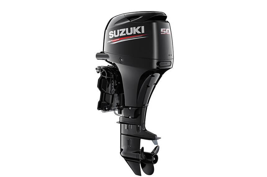 Suzuki 50pk buitenboordmotoren