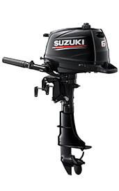 Suzuki 6 pk buitenboordmotor