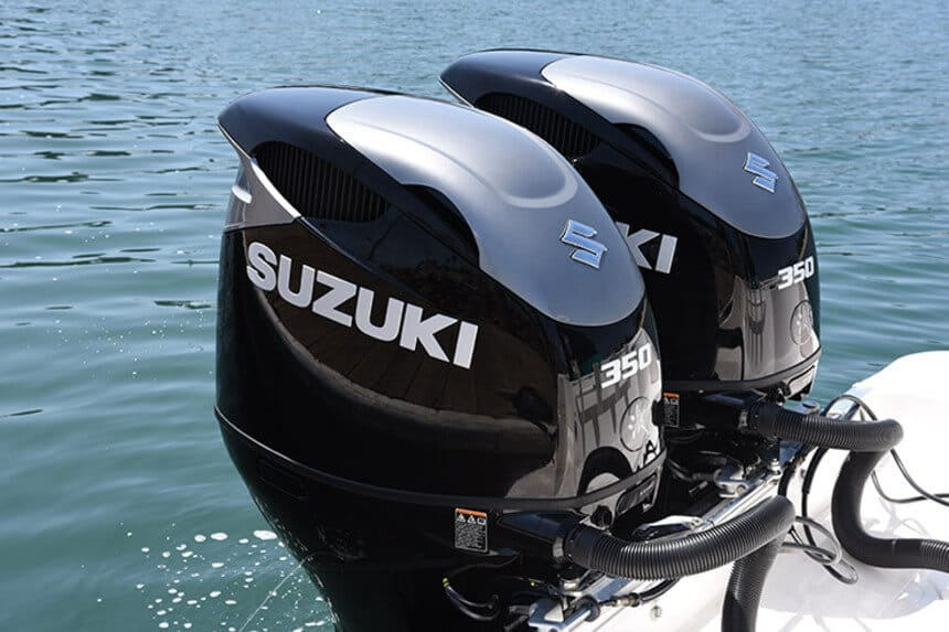Suzuki buitenboordmotor dealer Amsterdam