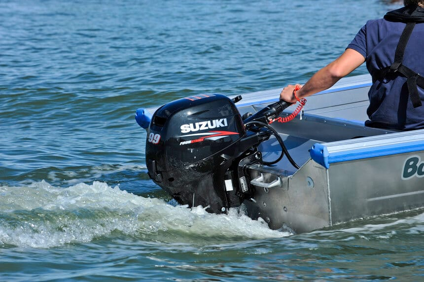 Suzuki buitenboordmotoren AMSterdam